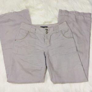 I.N.C. International concepts linen pants sz 0